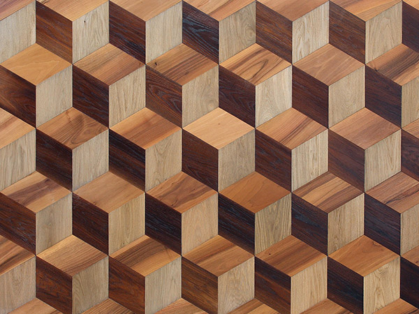 Patterns, panels and marquetry
