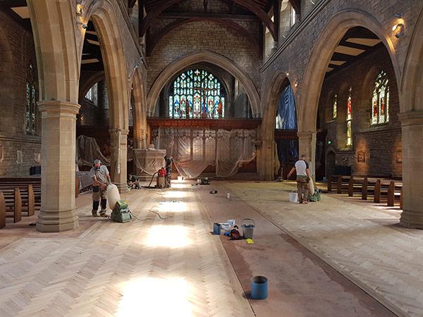 restoration and renovation